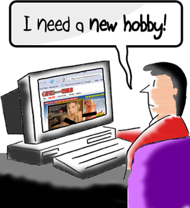 survival blog internet hobby