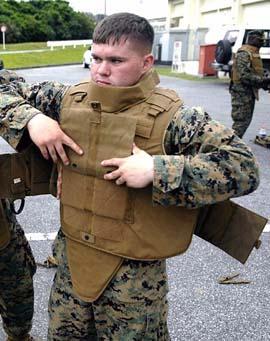 marine corps tactical gear body armor mtv 375
