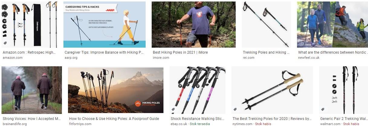 Hiking Stict -The Best Trekking Poles and Hiking Staffs