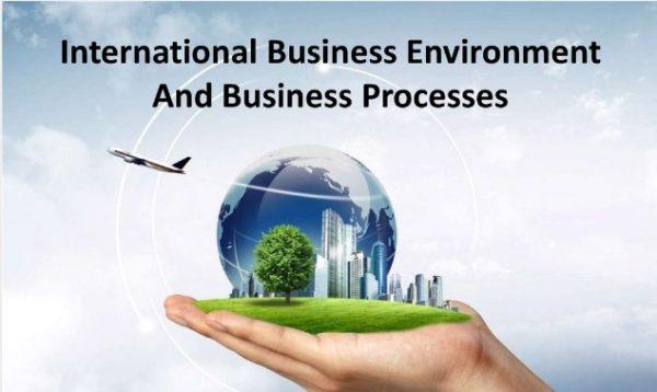 Commercial enterprise environment