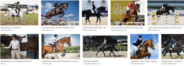 Equestrianism is a regular pursuit dressed in this-equestrianism sport-equestrianism synonym