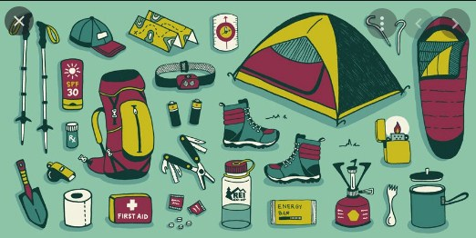 Hiking and camping gear list (rei.com)