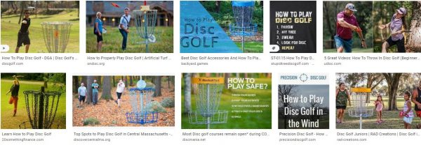 How ToPlay Disc Golf