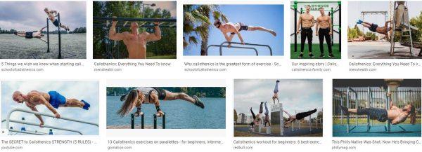 How to start calisthenics - full body calisthenics workout