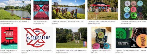 Ledgestone disc golf-mvp disc golf-discount golf