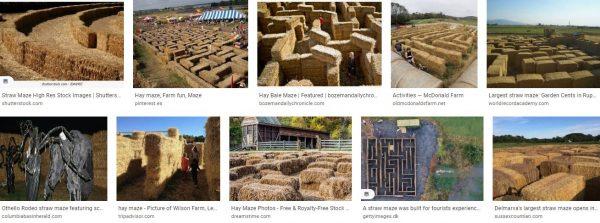Straw maze rigby-straw maze game-straw maze activity benefits