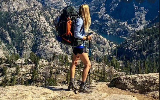 Hiking and Camping – Hiking Staff